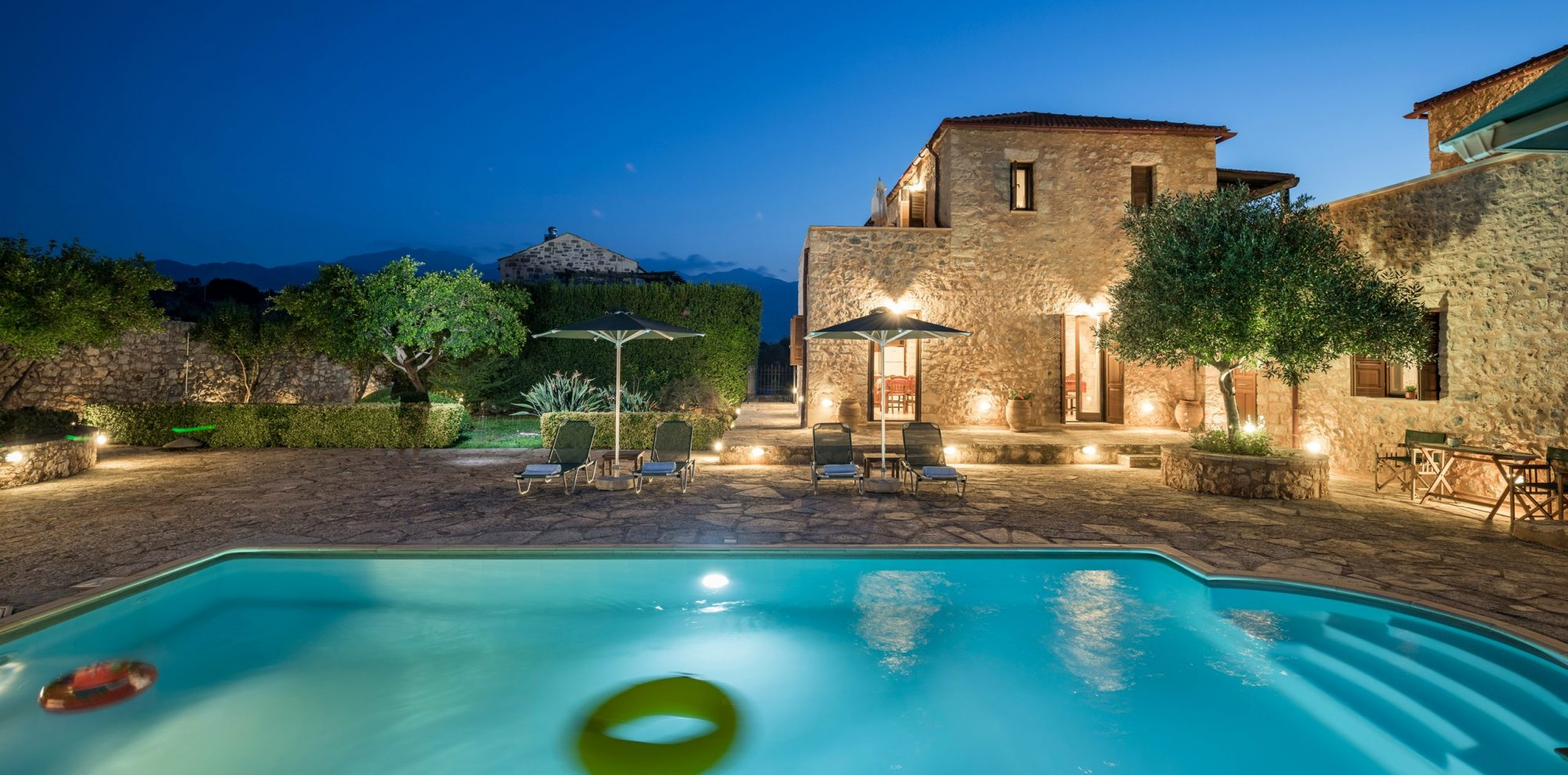 Stone Luxury Villas