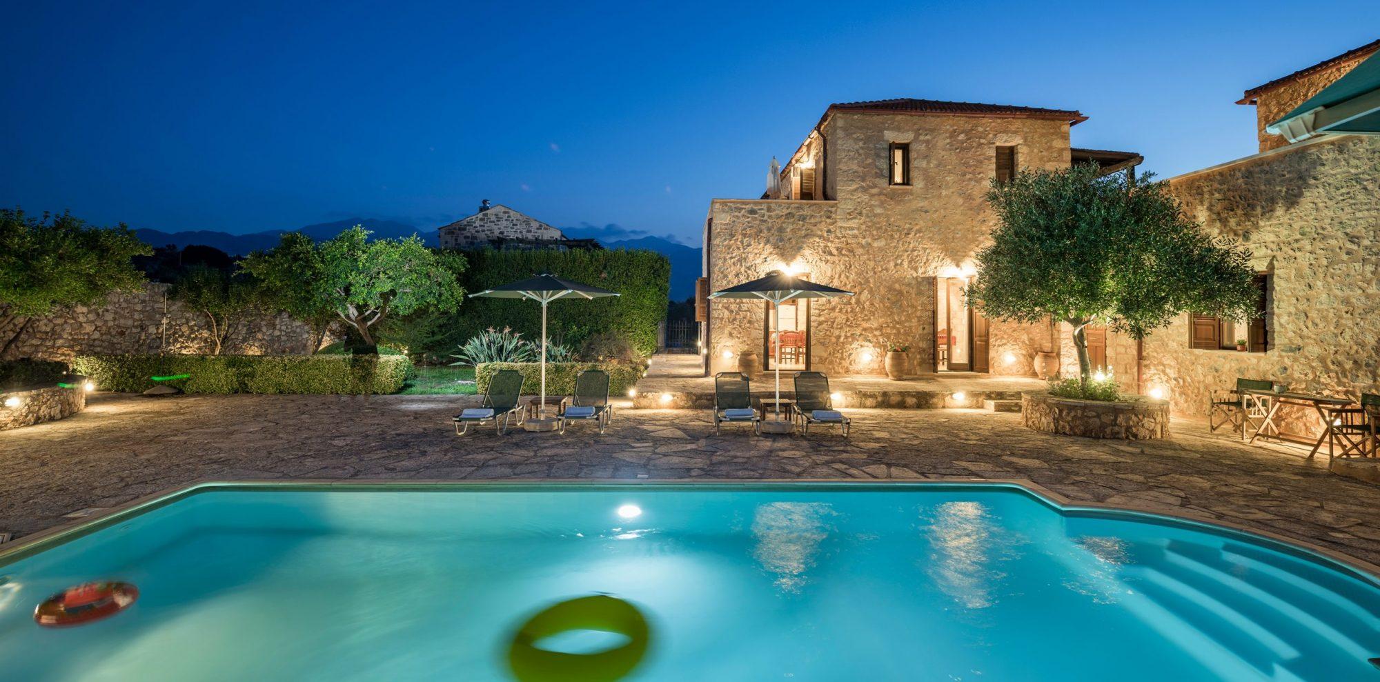 Xatheri Stone Luxury Villas